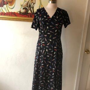 Vintage Banana Republic Dress